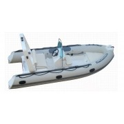 FUNSOR MARINE RIB boats FQB-R480C white color for rescue and fishing 4.8 meter length