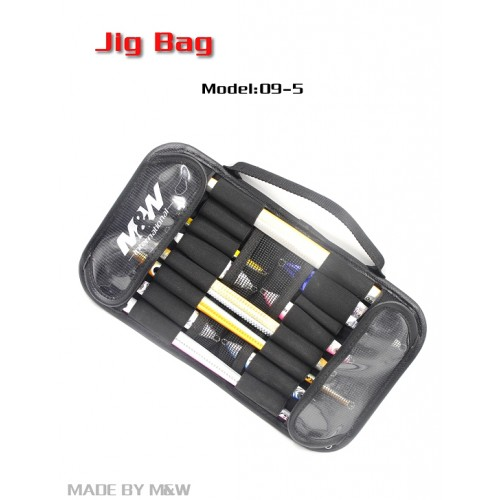 09-5 Jig bag Black