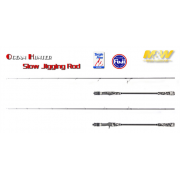 MW Ocean Hunter Slow Jigging Rod