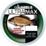 Okuma Ultramax 2oz Carp- Brown