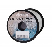 Okuma Ultramax 4oz 245m- Clear