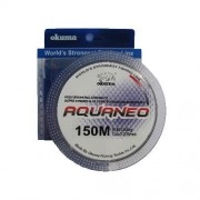 Okuma Aquaneo  Nylon fishing line (CLear Color- 150M)