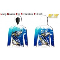 MW Long Sleeve Sun Protection T-shirt
