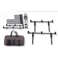 PL Black Fire Pod 'n Goalpost Kit 3rods