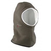 Eiger Fleece/Thinsulate Balaclava D-Olive/Snow White